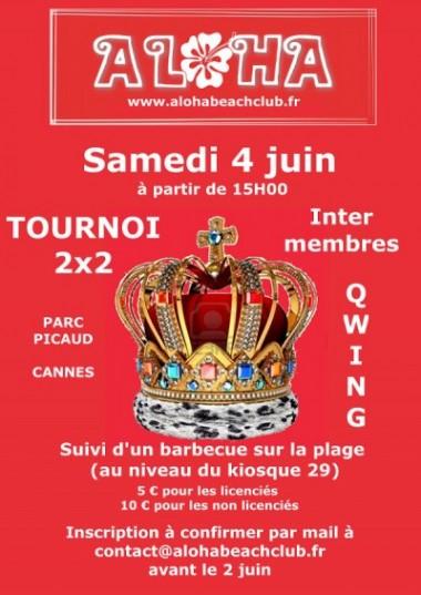 Tournoi Interne 4 juin 2016